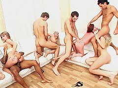 Cream Pie Orgy #08