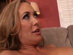 Brandi Love can easily teach inexperienced young guy how to satisfy a woman